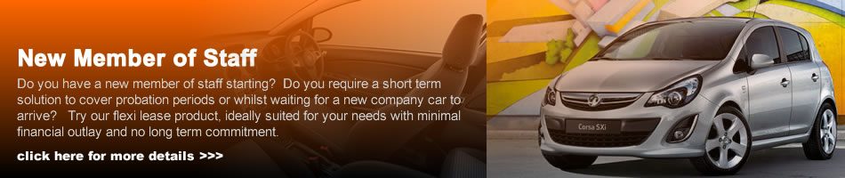 Contract Car Hire